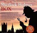Die große Sherlock Holmes Box