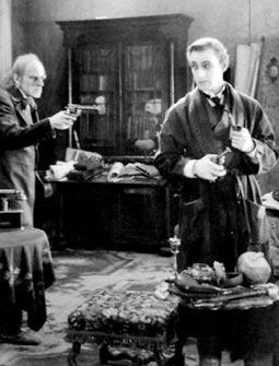 Holmes Moriarty 1922