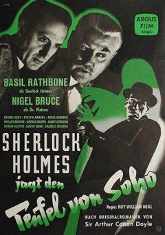 Sherlock Holmes jagt den Teufel von Soho