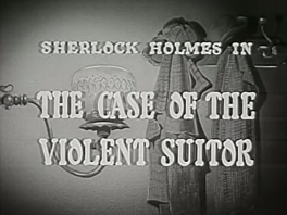 1954 25 The Case of the Violent Suitor