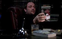 Crowley und Supernatural Buch