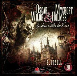 Oscar Wilde & Mycroft Holmes 20