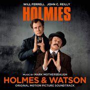 Holmes & Watson Soundtrack