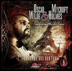 Oscar Wilde & Mycroft Holmes 09