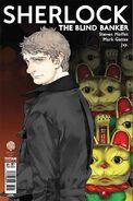 Sherlock 2.2 Cover C (Manga)