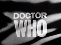 Doc Who logo 63 67