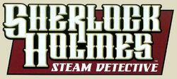 SH Steam Detective logo