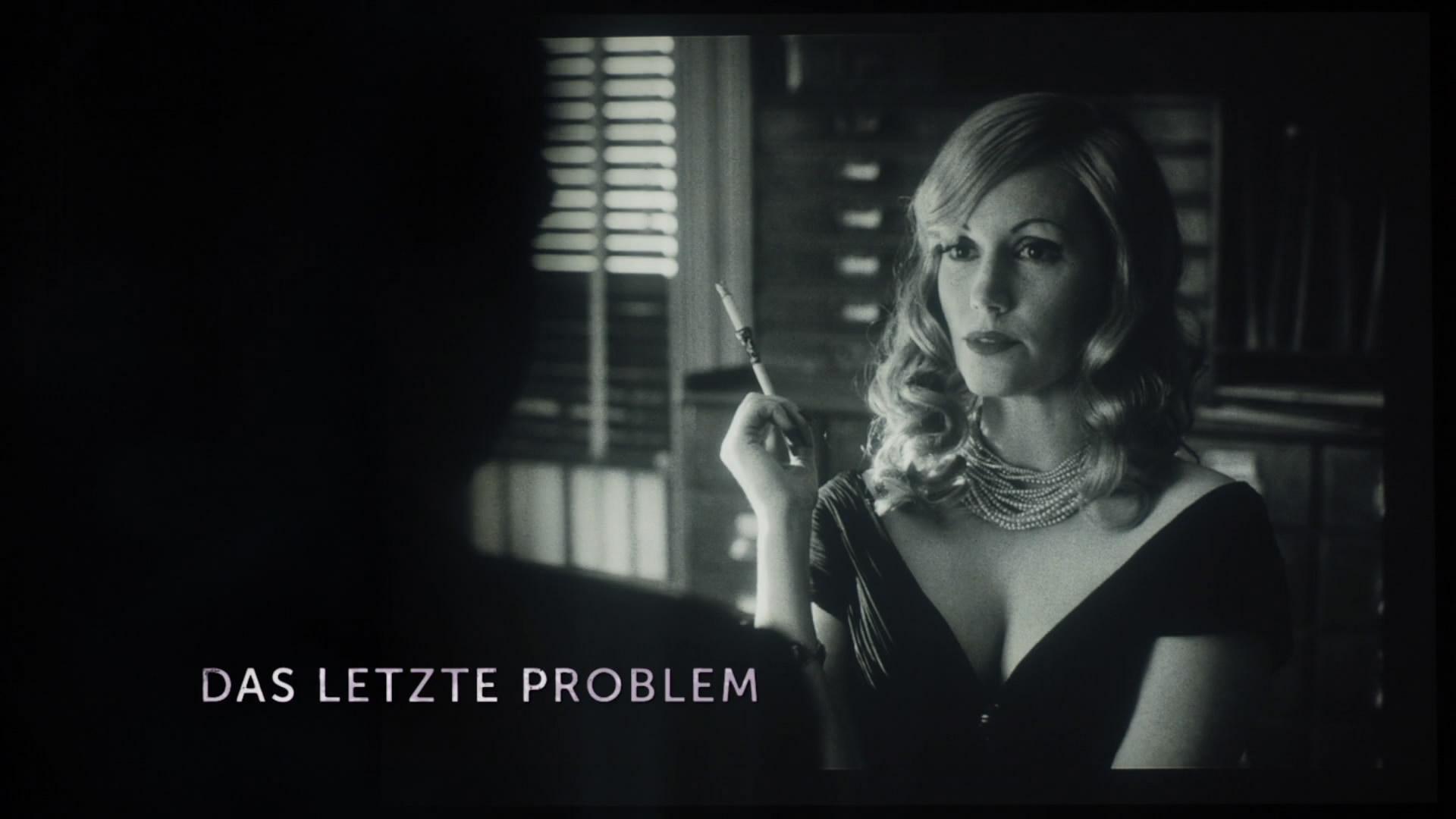 Das Letzte Problem Film 2017 Sherlock Holmes Wiki