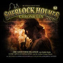 Sherlock Holmes Chronicles 52