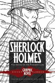 The Hound of the Baskervilles Dover Graphic Novel