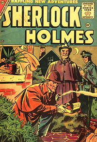 Charlton Comics 1