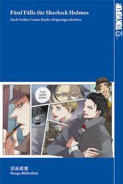 Manga holmes 2013