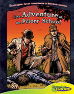 Graphic novel adventures priory