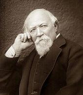 Robert Browning um 1888