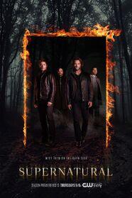 Supernatural Staffel 12 Promo