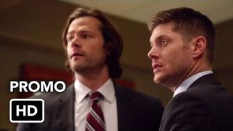 "Supernatural 11x19 Promo ""The Chitters"""
