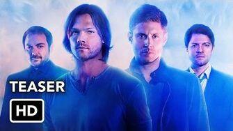 Supernatural Season 11 Teaser