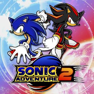 Sonic Adventure 2 cover
