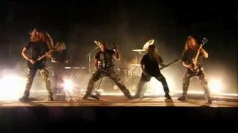 SABATON - Cliffs Of Gallipoli (Official Music Video)