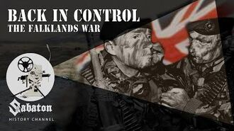 Back in Control – The Falklands War – Sabaton History 055 -Official-
