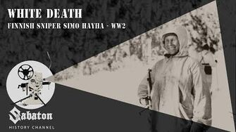 White Death – Finnish Sniper Simo Häyhä – Sabaton History 028 -Official-