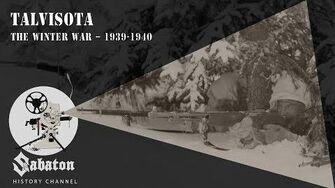 Talvisota – The Winter War – Sabaton History 006 -Official-