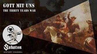 Gott Mit Uns – The Thirty Years War – Sabaton History 021 -Official-
