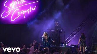 Sabrina Carpenter - On Purpose (Live on the Honda Stage at the iHeartRadio Theater LA)