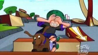 Sabrina The Animated Series - Extreme Harvey