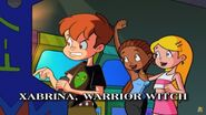 Xabrina Warrior Witch (1)