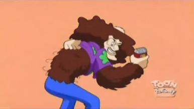 Animated Weird Al