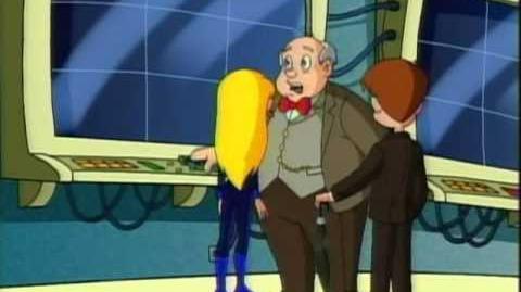 Sabrina The Animated Series - La Femme Sabrina
