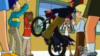 Sabrina The Animated Series - Boy Meets Bike