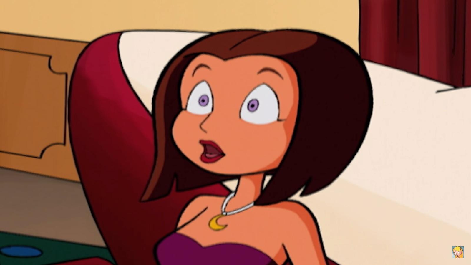Image - Harvzilla (38).jpg | Sabrina: The Animated Series ... Sabrina The Animated Series Hilda
