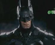 Angry Wet Batman
