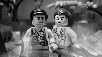 BROTHERS 4 EVER (Lego WW2)