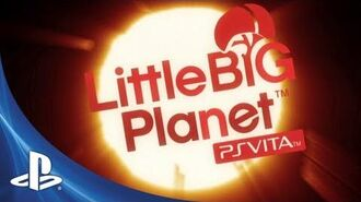 LittleBigPlanet™ PlayStation® Vita E3 Trailer