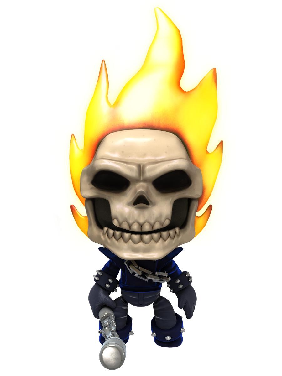 Ghost Rider  sc 1 st  LittleBigPlanet Quantum of Three Worlds Wiki - Fandom & Ghost Rider | LittleBigPlanet: Quantum of Three Worlds Wiki | FANDOM ...