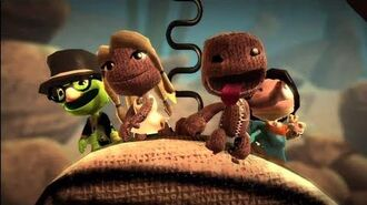 Little Big Planet - Sackboy Video