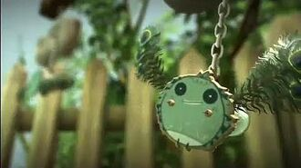 Little Big Planet - Sackboy in the Wild