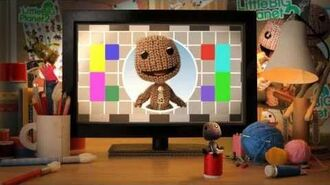 Little Big Planet 2 - Official Sony Launch Trailer - PS3 HD