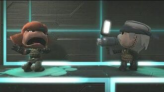 Little Big Planet - Metal Gear Solid Trailer