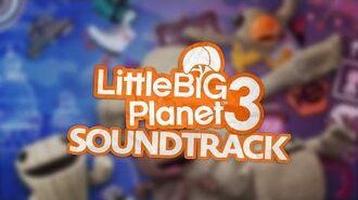 LittleBigPlanet 3 Soundtrack Ziggurat Theme by Winifred Phillips