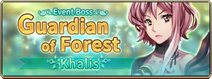 Guardian of Forest Khalis