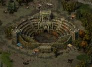Глумур, арена 4