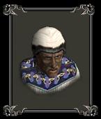 Человек из пустыни 2 (портрет)