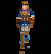 Королевский солдат (Java)