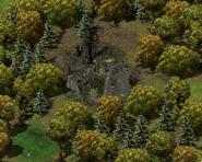 Руины Брэйвсбури (восточные)
