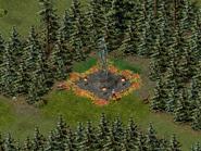 Статуя серафима (Брэйвуолл) 4