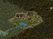 Дракенден, поляна 5
